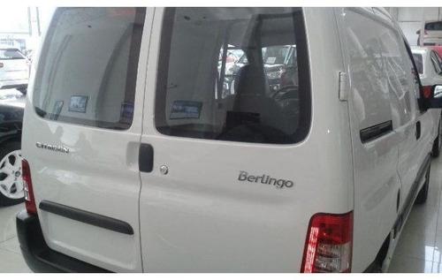 citroen berlingo furgon 1.6 hdi  bussines  0 km /2016