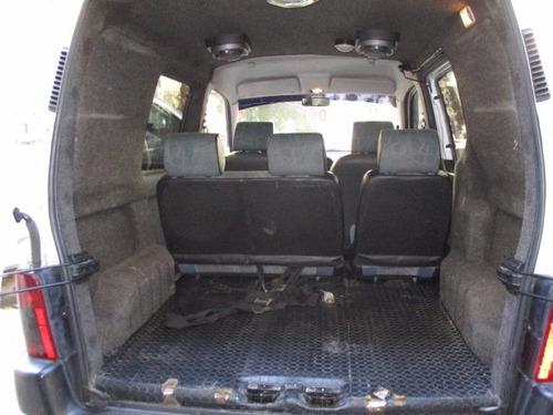 citroen berlingo furgon 1.9 diesel -2006- excelente