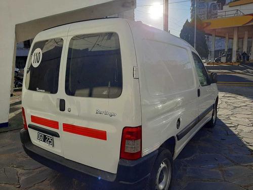 citroen berlingo furgon 2014 1.4