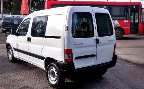 citroen berlingo  furgon mixto 5 plazas 1.6  hdi bonificado