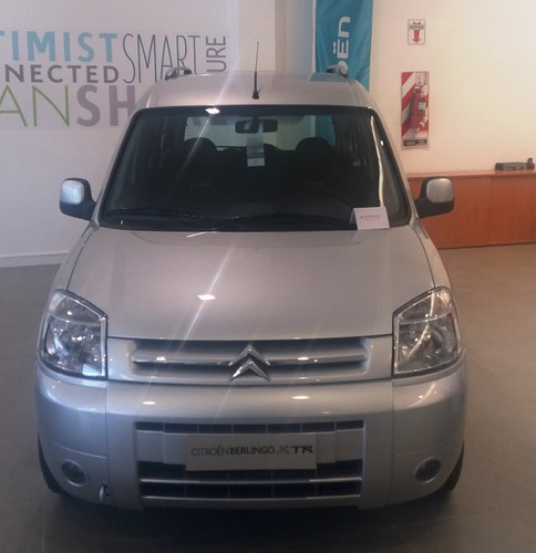 citroen berlingo multispace 110 xtr hdi 0km anticipo 0%