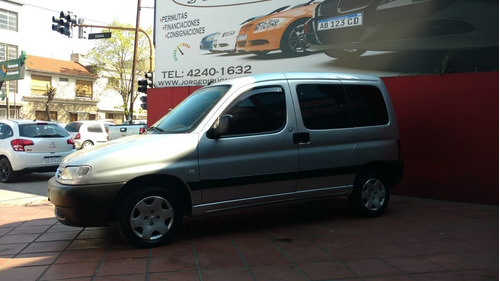 citroen berlingo multispace 1.9 d 2009 di buono automotores