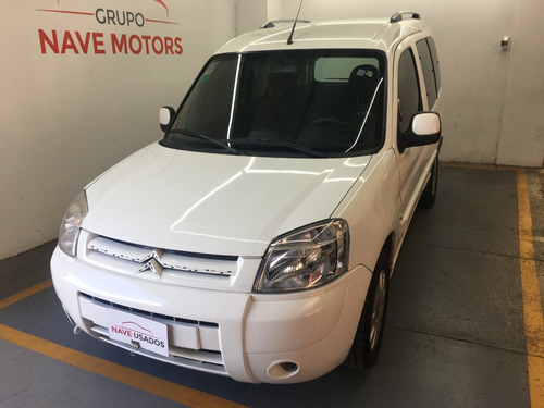 citroen berlingo multispace xtr 1.6 hdi 2015 blanco piy