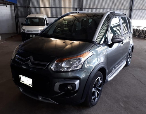 citroen c 3 aircross 1.6i exclusive 2011