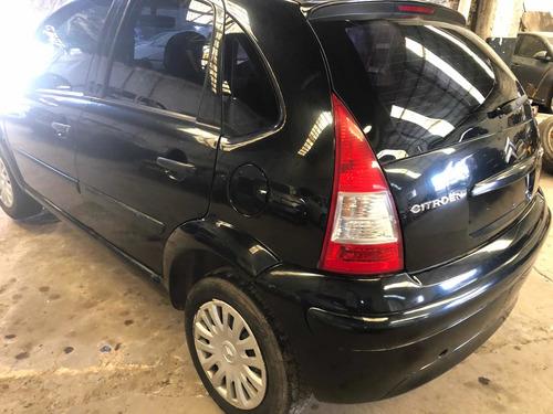 citroen c3 1.4i sx facelift chocado 2 puertas y dado de baja