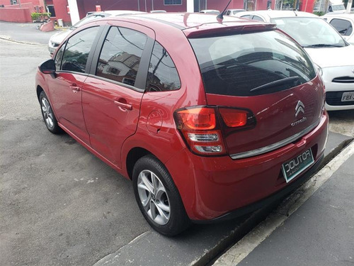 citroen c3 1.5 tendance 8v flex manual 2013 / c3 13