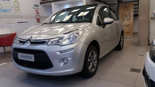 citroen c3 1.6 vti 115 at6 feel