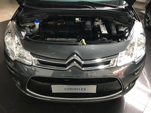 citroen c3 1.6 vti 115 feel at6 automatico 2020