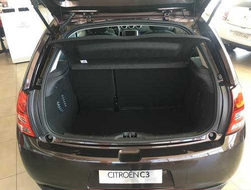 citroen c3 1.6 vti 115 feel caja automatica 0km patentado