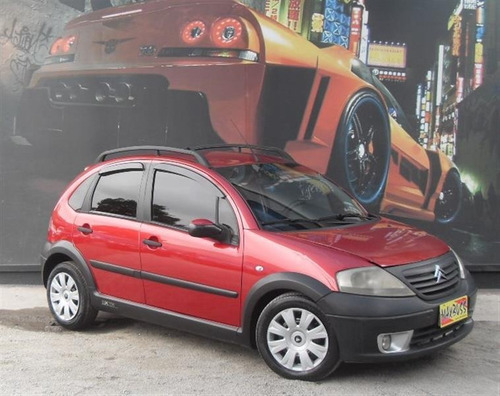 citroen c3 1.6 xtr 16v flex 4p manual 2007/2008