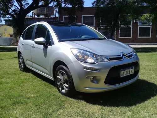 citroen c3 2019 1.6 vti 115 at6 feel