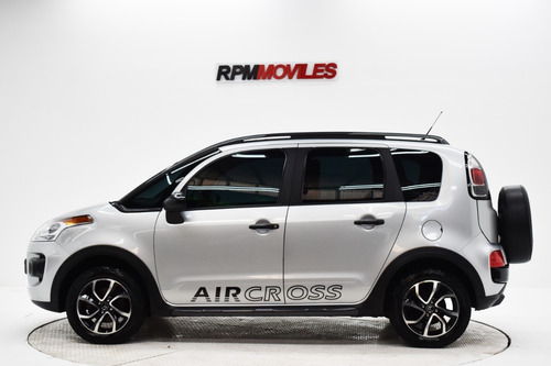 citroen c3 aircross 1.6 exclusive 2015 rpm moviles