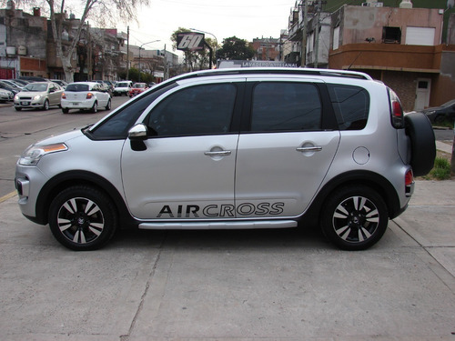 citroen c3 aircross 1.6 exclusive año 2013 unico dueño !!