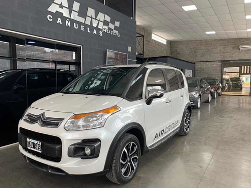citroen c3 aircross 1.6 vti pack my way mod 2015 excelente!!