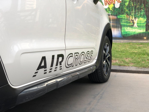 citroen c3 aircross 2015 tendance 1.6 gnc, solo 76.000 kms !