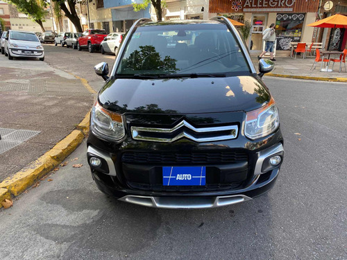 citroen c3 aircross exclusive 1.6 pack my way 2014 autobaire