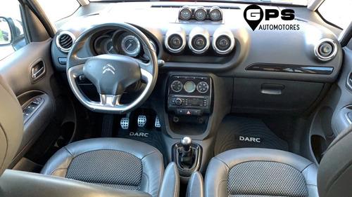 citroen c3 aircross exclusive 2014 automotores gps