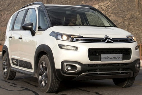 citroen c3 aircross feel 115 vti  bonificado..
