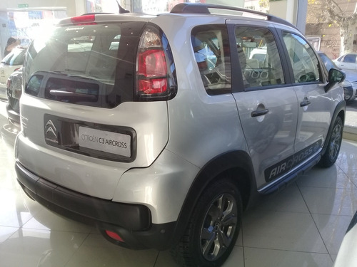 citroen c3 aircross feel vti / no ecosport / no jeep