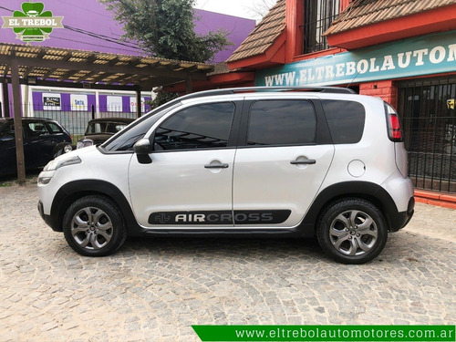 citroen c3 aircross shine 2016