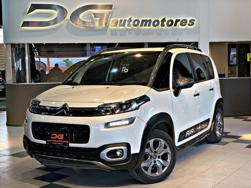 citroen c3 aircross shine gnc 2016 80.000 km blanco