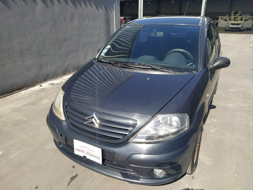 citroen c3 exclusive 1.6 16v 2006 gris feu