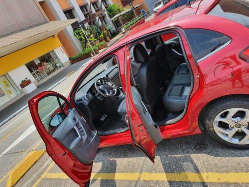citroen c3 exclusive 1.6 2014 aut. vermelho teto panorâmico