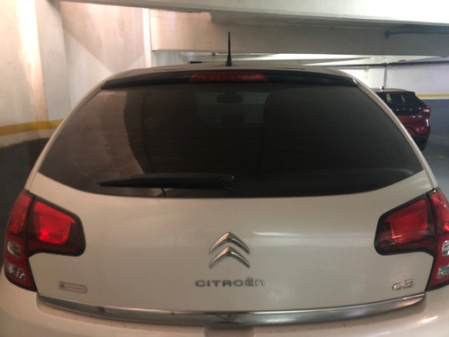 citroen c3 exclusive. importado. sedan 5 puertas.
