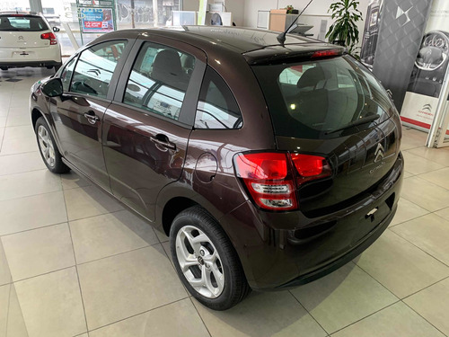 citroen c3 feel 1.6 vti 115cv 0km 2020 / no 208 sandero lr