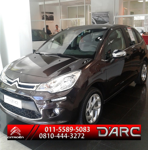 citroen c3 feel /cta 2950$ final con bonificacion!54