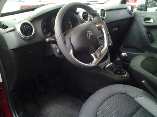 citroen c3 feel manual *precio increible* 0 km 2020