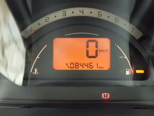 citroen c3 glx 1.4 preto 2012 completo couro.