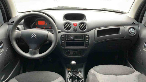 citroen c3  glx 1.6 16v (flex) flex manual