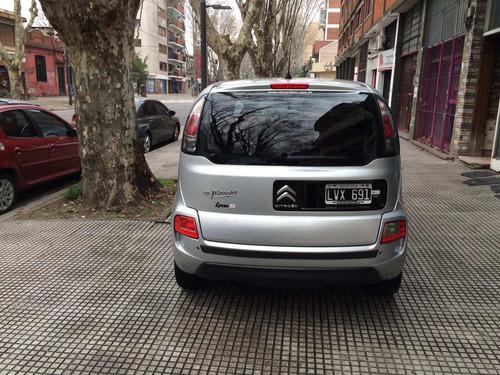 citroen c3 picasso 1.6 exclusive 5p  2012 el mejor