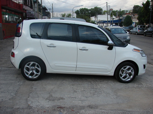 citroen c3 picasso 1.6 exclusive pack my way año 2015 nueva!