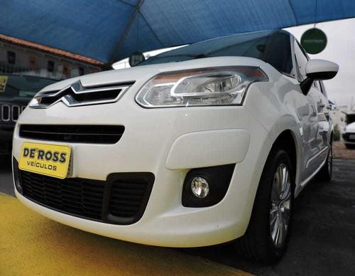 citroen c3 picasso exclusive 1.6 flex 16v 5p. aut 2012