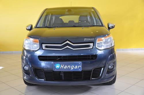 citroen c3 picasso exclusive 1.6 flex 16v 5p. mec 2012