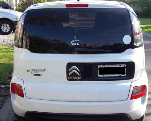 citroen c3 picasso motor 1.6 blanco 5 puertas 2014- 1 dueño