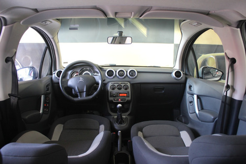 citroen c3  tendance 1.5 8v (flex) manual