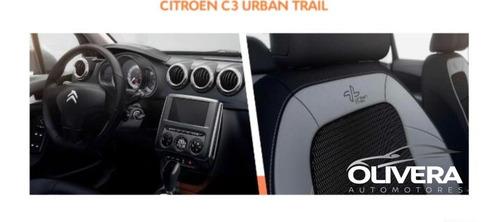 citroen c3 urban trail 1.6