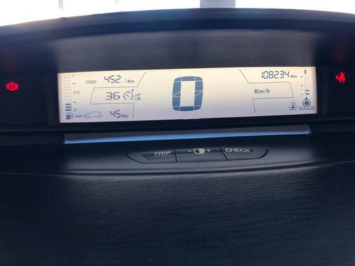 citroen c4 2.0 sx 5p 2011