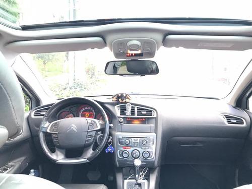 citroen c4 automatico modelo 2012