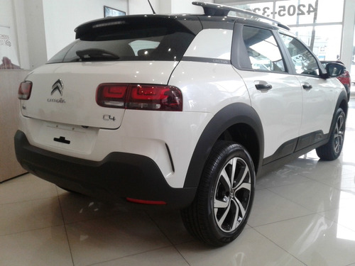 citroen c4 cactus 1.6 vti 115 at6 shine bi tono/tasa 0%