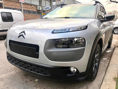 citroen c4 cactus 2016 pure tech excelente - financio 50%