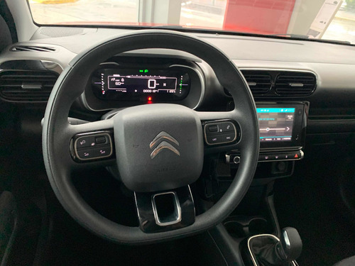 citroen c4 cactus feel pack 1.6 vti 0km 2020 / no t cross lr
