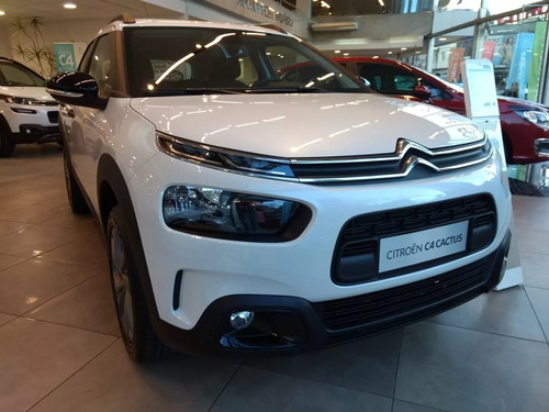 citroen c4 cactus feel pack manual 0km - entrega inmediata