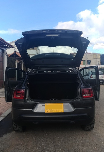 citröen c4 cactus motor 1.2 2016 color gris 5 puertas