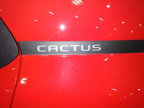 citroen c4 cactus shine 1.6 thp 165cv 0km tomo usado  (lr)