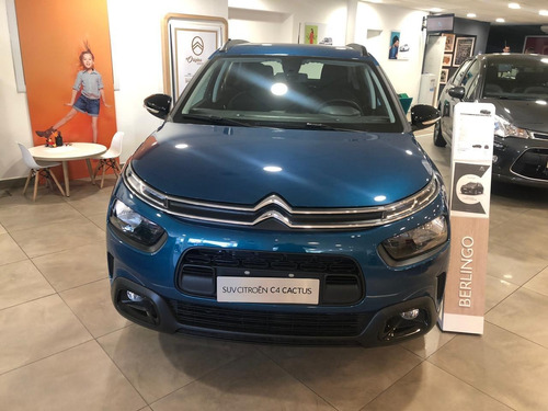 citroen c4 cactus vti 115 feel am21 0km - plan gobierno