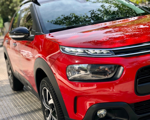 citroen c4 captus shine 2019